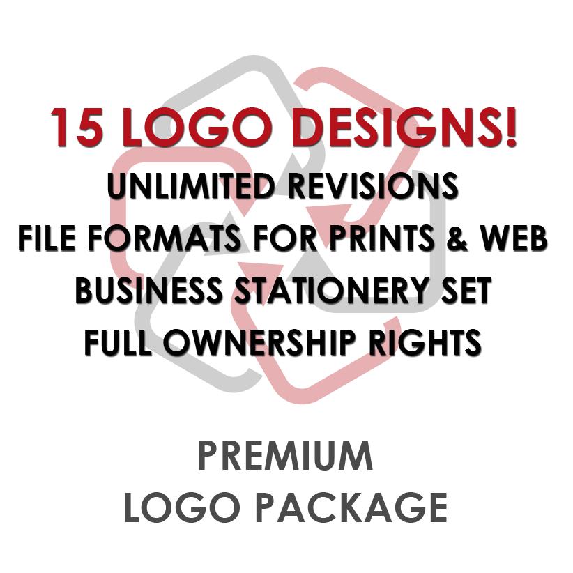 Logo Design - Premium
